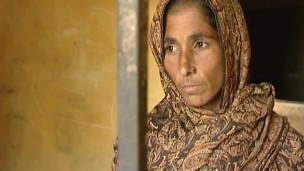 Mãe de paquistanesa | Foto: BBC