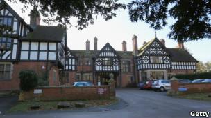 威尔士儿童收养院
