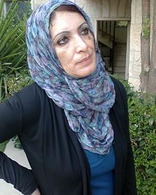 Maysun Qawasmi, política palestina