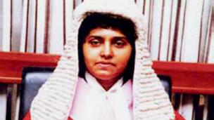 இலங்கையின் 43-வது தலைமை நீதியரசர் ஷிராணி பண்டாரநாயக்க