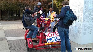 El votamóvil