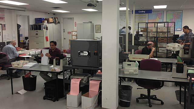 Departamento electoral de Doral, en Miami Dade