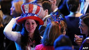 fanáticos de Romney