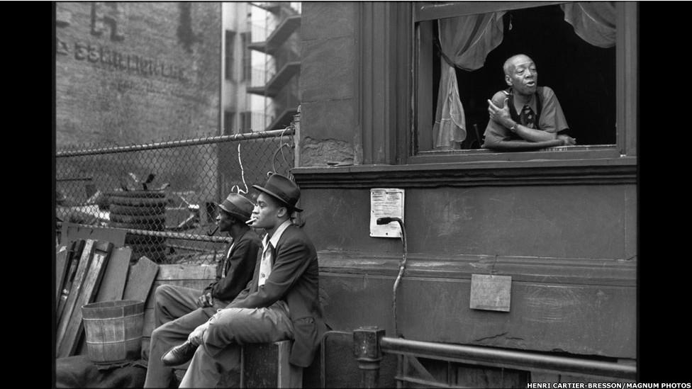 Harlem, Nova York, 1947