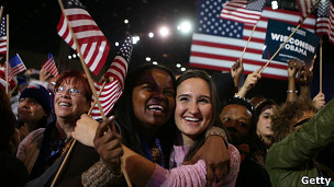 Mujeres estadounidenses