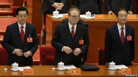 Khai mạc Đại hội 18 Đảng Cộng sản Trung Quốc