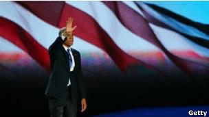 奧巴馬連任美國總統