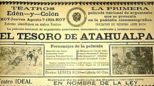 El tesoro de Atagualpa