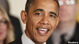 Barack Obama, presidente EEUU