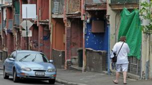 ऑस्ट्रेलिया में गरीबी