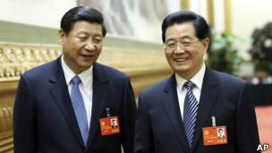 当代中国有一个重要的文化现象,就是领导人的换届会激起很多人的希望。