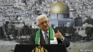 Presiden Abbas