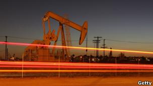 Campo de petróleo nos EUA