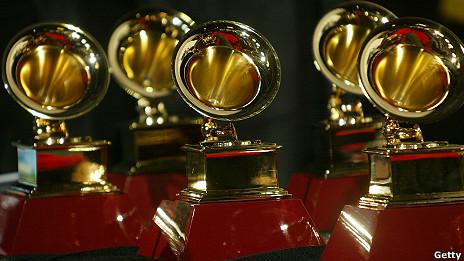 Grammy estatuillas