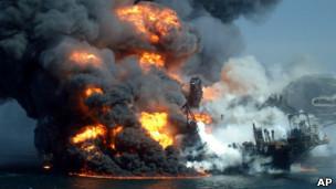 Авария на платформе Deepwater Horizon