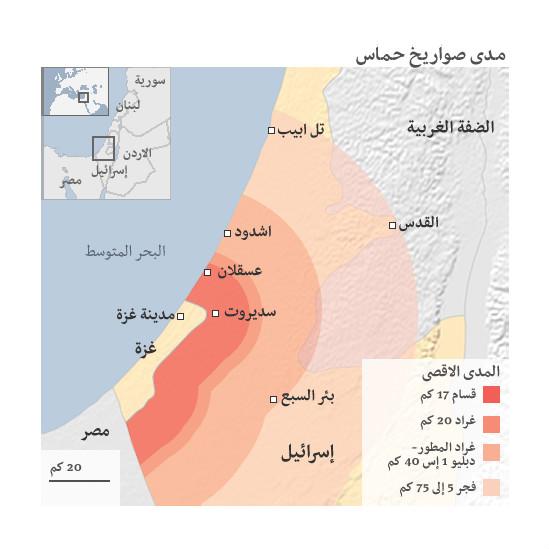 خريطة تفصيلية لمدى الصواريخ الفلسطينية 121116112852_hamas_rocket_new_549x549_bbc_nocredit.jpg