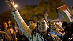 Ciudadanos en Egipto