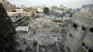 Sede de Hamas