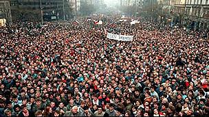 Cách mạng Nhung ở Czech