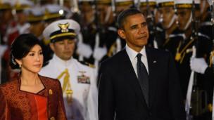 Ông Obama thăm Thái Lan
