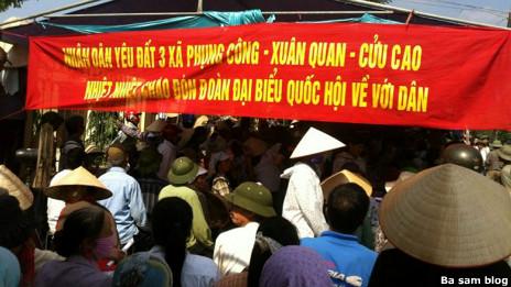 Người dân Văn Giang