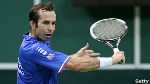 El tenista checo Radek Stepanek