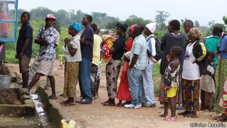 Chiến dịch y tế cộng đồng ở Sierra Leone