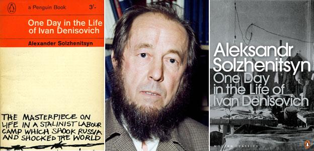 Cuốn Một ngày trong đời Ivan Denisovich