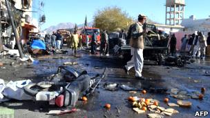 Serangan di Pakistan