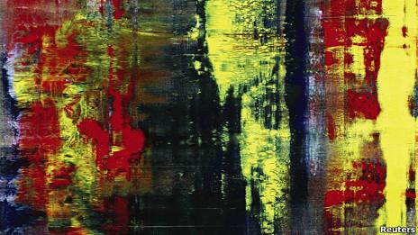 "Gerhard Richter""s Abstraktes Bild"