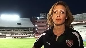 Florencia Arietto, foto Macarena Gagliardi/BBC