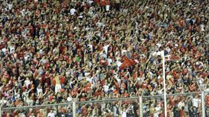 Independiente. Foto Macarena Gagliardi/BBC