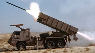 Peluncur roket Astros II