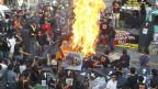 Unjuk rasa di Manila