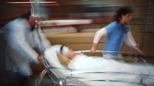 Paciente en emergencias