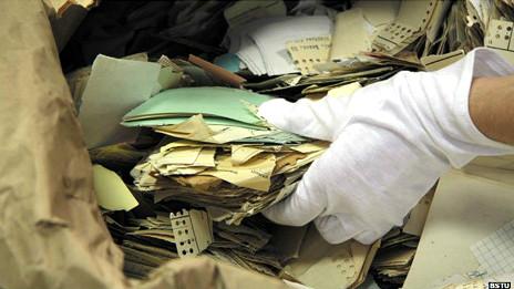 Hồ sơ mật vụ Stasi thời Cộng hòa Dân chủ Đức