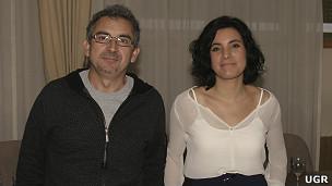Emilio Gómez y Elvira Salazar