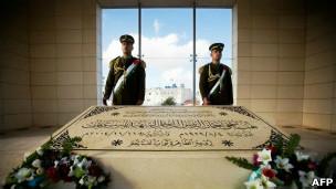 Makam Yasser Arafat