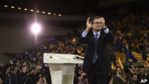 آرتور ماس، نخستوزیر ایالت کاتالونیا