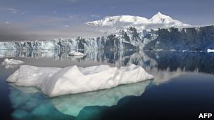 Glaciar Sheldon