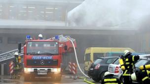 kebakaran di Jerman