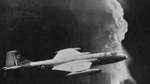 ब्रिटेन में परमाणु परीक्षण