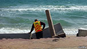 Nivel del mar en Florida