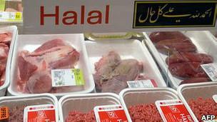 Халальное мясо