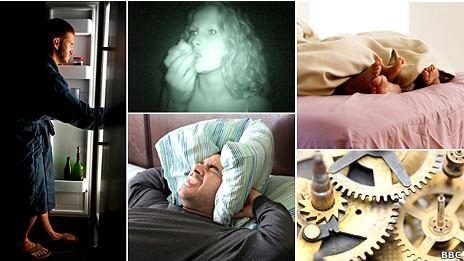 Những bệnh lạ thường gặp khi ngủ