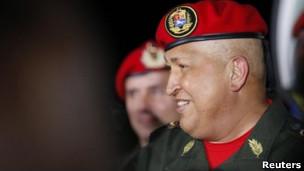 Hugo Chávez / Reuters