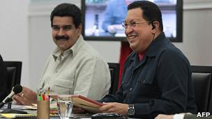 Hugo Chávez / Prensa Presidencial