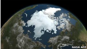 Foto Terra (Foto Nasa/AFP)