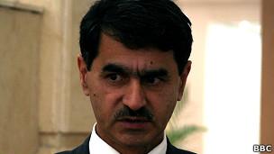 Представитель миграционной службы Таджикистана Толиб Шарипов