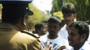 யாழ். பல்கலை மாணவர் தலைவர் தர்ஷாந்த் உள்ளிட்டவர்கள் ஏற்கனவே கைதாகியிருந்தனர்.